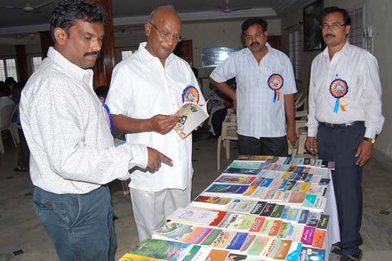 INDIAN HAIKU CLUB BOOKS EXHIBITION 05