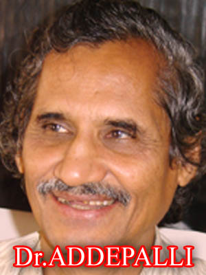 INDIAN HAIKU CLUB SPEAKER - ADDEPALLI RAMA MOHANA RAO