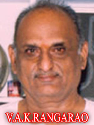 INDIAN HAIKU CLUB SPEAKER - V.KRANGA RAO